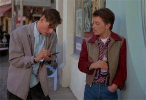From Back to the Future, Part I